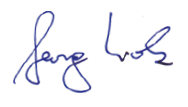 Dr. Wolz Signature